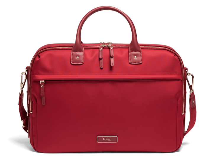Business Avenue Torba na laptopa  Garnet Red | 1