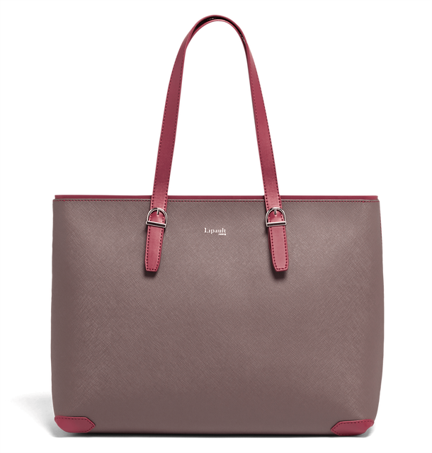 Variation Torba na zakupy Grey/Raspberry